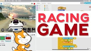 Scratch Tutorial: How to create an awesome Racing Game!