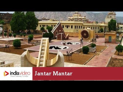 Jantar Mantar – a Storehouse of Scientific Calculation Instruments