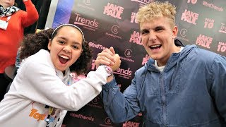 Jake Paul Arm Wrestling Toys AndMe