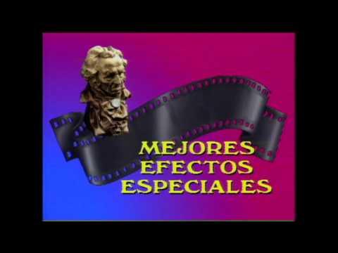 La grieta, Goya 1990 a Mejores Efectos Especiales