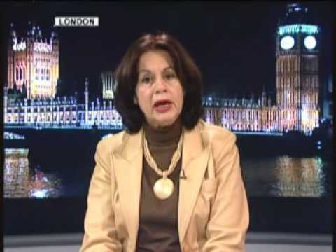 Afshin Rattansi interviews Palestinian academic, Ghada Karmi on the eve of the 60th anniversary of the passing of United Nations General Assembly Resolution ...