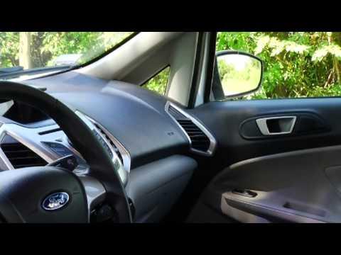 Test Drive nueva Ford EcoSport 2.0 Titanium | Cars.com.ar