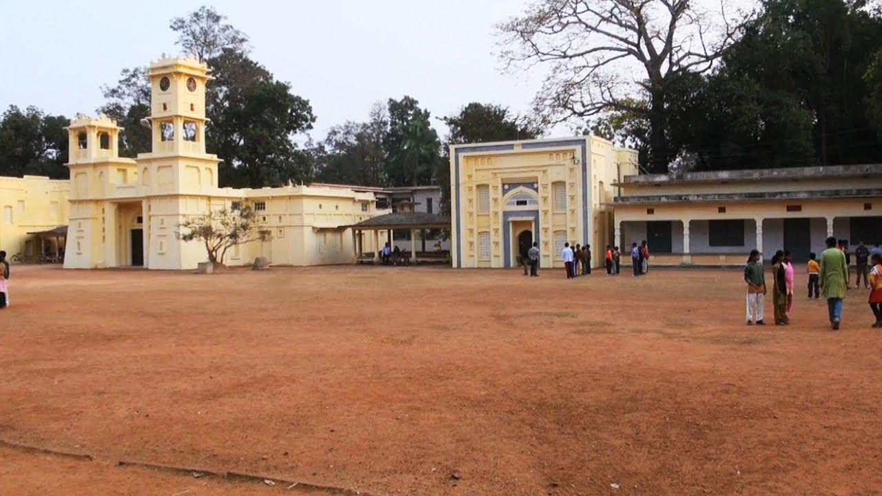 Visva bharati university shantiniketan west bengal youtube for Shantiniketan tagore