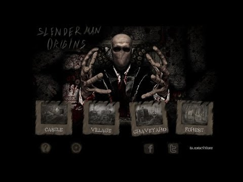 SLENDER MAN ORIGINS REVIEW ANDROID - GRATIS
