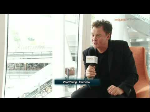 Interview with Paul Young Singapore 2012