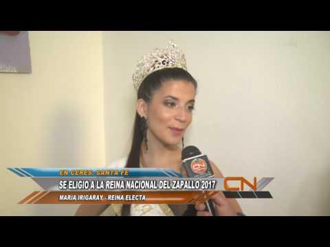 María Irigaray de Concordia se coronó nueva Reina Nacional del Zapallo.
