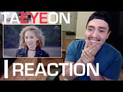 TAEYEON 태연 I (feat. Verbal Jint) MV Reaction