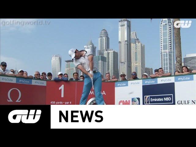 GW News: Rory McIlroy wins Race to Dubai title