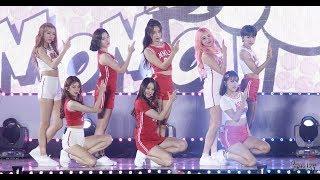180722 모모랜드(MOMOLAND) BAAM [안동 K-POP 콘서트] 직캠(Fancam)