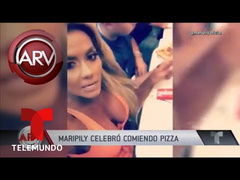 Maripily Rivera ganó concurso de fisicoculturismo | Al Rojo Vivo | Telemundo
