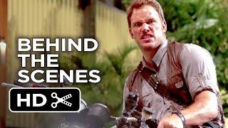 Jurassic World Behind the Scenes - Motorcycle (2015) - Chris Pratt Movie HD