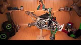 ATV Scene.com/ Media Allstars: KFX 450 Builds Itself