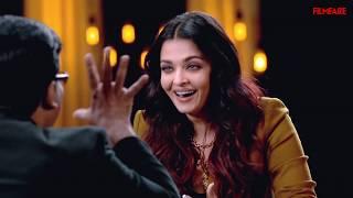 Aishwarya Rai Bachchan Interview | Aishwarya Rai Bachchan Filmfare | Famously Filmfare S2