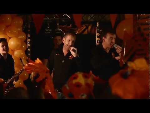 Dikdakkers - Klap Maar In Je Handen(Oranje Party Versie)