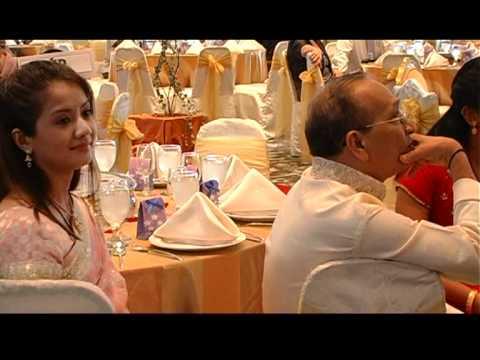 Malaysian Indian wedding ceremony of Andrew & Shashi