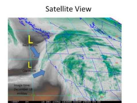 Cold with Rain and Mountain Snow on Thursday - NWS San Diego