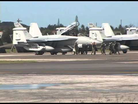2,400 troops participating in Cope North exercise