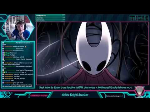 Hollow Knight Silksong REACTION - Hornet Game - Team Cherry's SECOND Game REACTION!