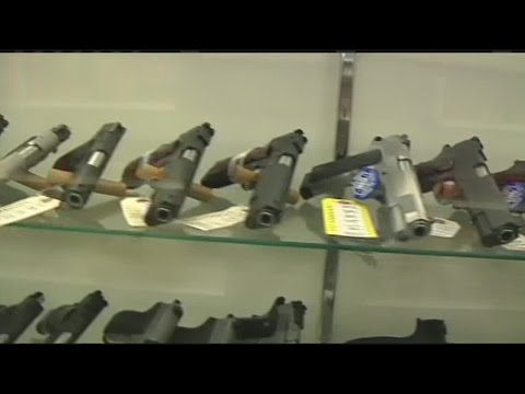 Gov. set to sign an update on the state's gun laws