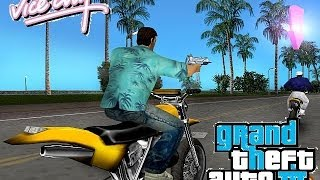 GTA3: Vice City mod version 5.0 gameplay