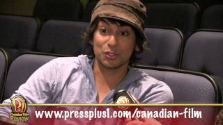 VIK SAHAY - Canadian Film Review Extended Interview - MY AWKWARD SEXUAL ADVENTURE