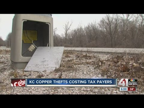 KC copper thefts costing taxpayers