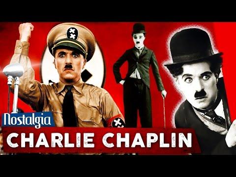 A difícil e polêmica vida de CHARLIE CHAPLIN - Nostalgia Vídeos de zueiras e brincadeiras: zuera, video clips, brincadeiras, pegadinhas, lançamentos, vídeos, sustos