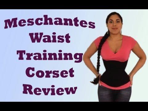 Meschantes RTW Waist Training Corset Review