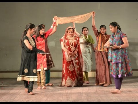 Beti Ki Shadi Aur Vidaai - Group Dance/Act - Kala Ankur Ajmer