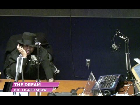 The Dream Discusses His Current Label Situation - Big Tigger Show