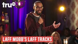 Laff Mobb's Laff Tracks - Walking in on Your Parents ft. Jason Banks | truTV