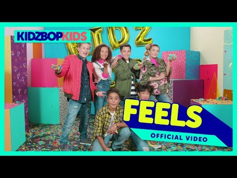 KIDZ BOP Kids – Feels (Official Music Video) [KIDZ BOP 36]