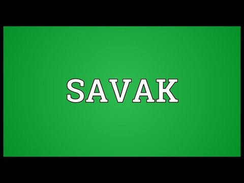 Header of savak