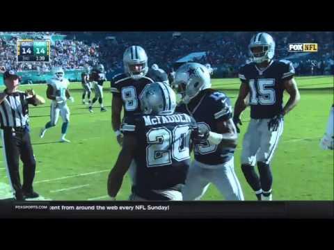 2015 Dallas Cowboys: All 20+ Yard Plays