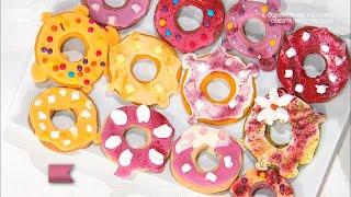 Biscotti donuts - E' sempre Mezzogiorno 15/02/2021