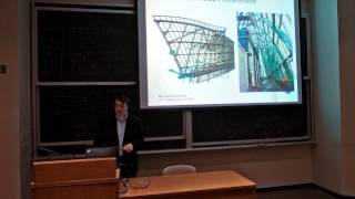 Civil Engineering - Guest Lecturer Tom Strong - BIM and Virtual Construction