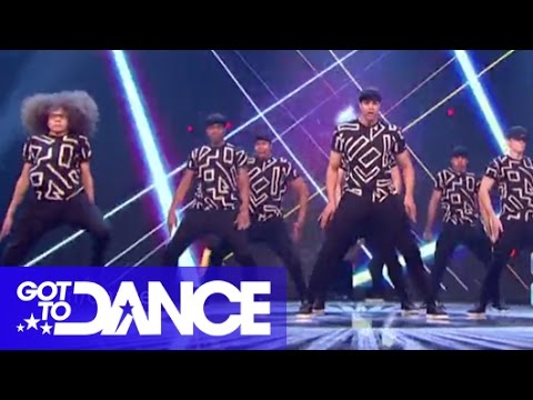 Diversity | Semi-final Performance | Got To Dance 4 video