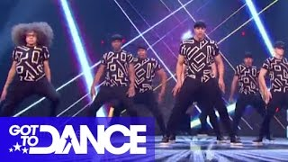 Diversity | Semi-Final Performance | Got To Dance 4