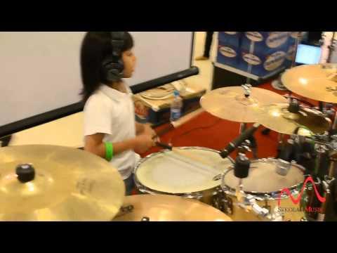 Ibrahim - Home Concert Sekolah Musik Indonesia (smi Solo Baru) video
