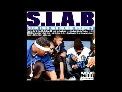 Slab - Banging Up the Block