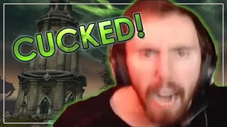 Asmongold Flips Out About The Artifact Challenge (Best of Asmongold Ep. 47)