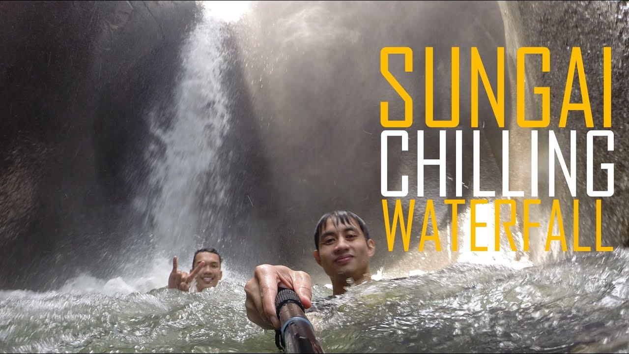 Chilling Waterfall Malaysia Sungai Chilling Waterfall