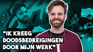 TIM HOFMAN OVER VLUCHTELINGEN, YOUTUBE VS TV EN BOOS - DE SUPERGAANDE TALKSHOW