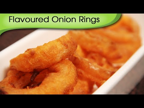 Flavoured Onion Rings - Quick Easy To Ma...