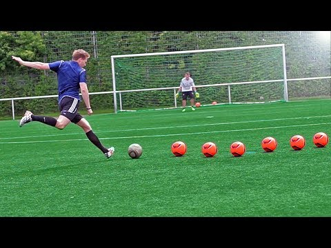 Testing Özil & Di Maria Boots: adidas Predator Instinct Review by freekickerz