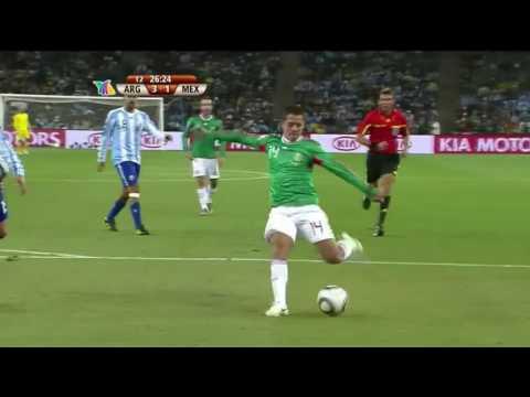 Top 10 Goles de Chicharito Hernández