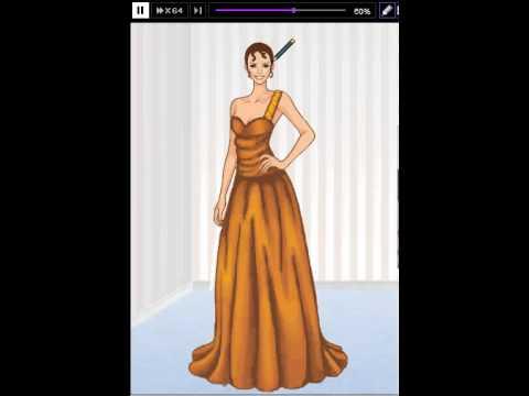 [roiworld for dress up games] Bridal Shower Greek goddess