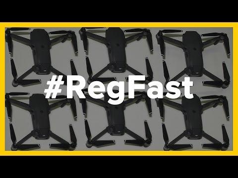 REG.RU первым в мире внедрил дронный документооборот