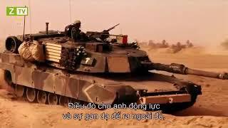 Cận cảnh quá trình sản xuất xe tăng M1 Abram