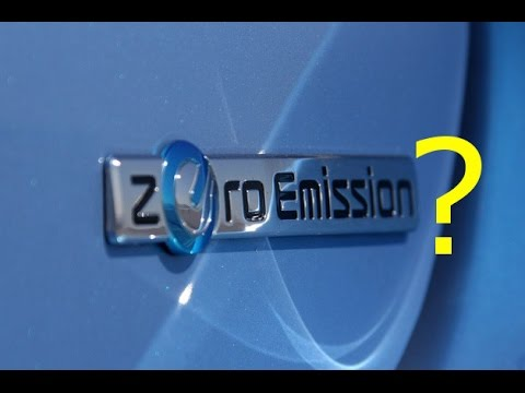 Are Electric Cars Really Zero Emissions?